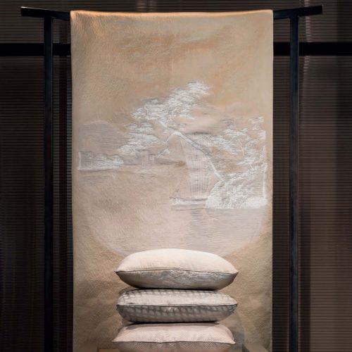 ARMANI CASA Exclusive Textiles by Rubelli