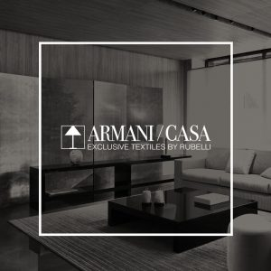 Armani Casa by Rubelli